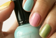It's all about the Nails! / by Nikki Gratton-Sims