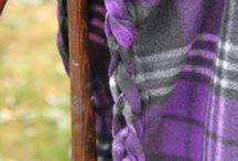 Fleece edges!