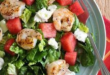Super Salads / Healthy livin' ya'll / by Diana Emerald