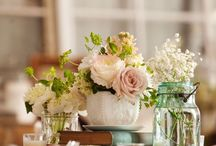tablescapes / by Alexandra Holliday Toppins