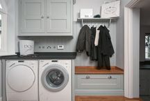 Stylish utility rooms