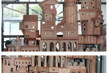 Papphäuser