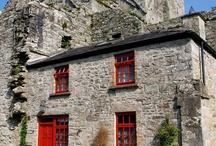 ház-piros ablak