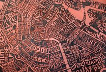 térképek