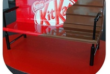 Kit Kats! / At Camp Towanda we love Kit Kats! From all over the world! We just can't get enough of them.