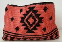 Crochet Bags And Baskets / http://crocheting.myfavoritecraft.org/crochet-bag-pattern