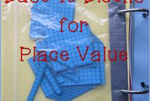 Math: Place value / by Teaching with Hope
