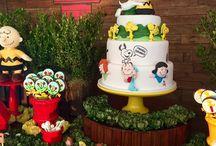 Snoopy Decoração