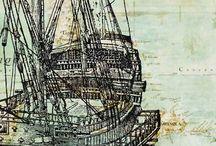 Sea, boat...