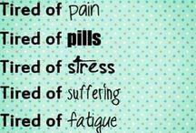 Battle against chronic pain
