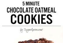 Cookies no bake