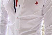 camisas hombre. moda