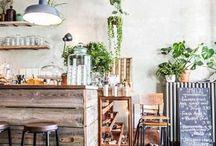 Cool Restaurants & Coffee Shops