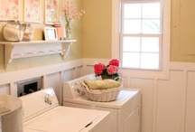 Laundry Rooms / by Michelle Parsons