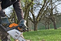 STIHL Chainsaws / STIHL is the number one selling petrol chainsaw brand in the world. Why? Because they prove themselves day after day, year after year. Whether working deep in a forest, in a park, landscaping, contracting or in your own garden, a STIHL chainsaw will not let you down. With a full range of saws from lightweight all rounders, to powerful workhorses, there's one for every job. And all combine STIHL's legendary reliability with world-leading technology and operator comfort.