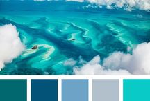 My favourite colours