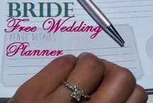 Wedding planner / by Cristina