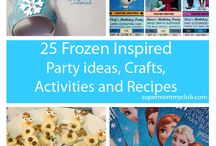 Theme party ideas / Themed party ideas