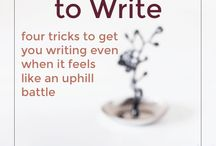 5. Writing Books and Blogs