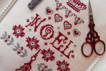 CROSS STITCH - SAMPLERS / by Susan Bay - Tatom