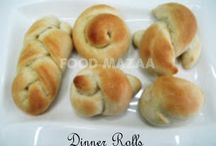 Breads R Us / All kinds of sweet and savoury breads