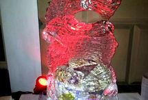 Rzeźby z lodu / Niesamowite rzeźby lodowe.