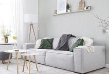 Samenwonen • Stijl van Eefje / Eefje houdt van licht, rust, licht hout, Scandinavisch en modern. Zij gaat samenwonen met Sander die daar heel anders over denkt.