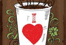 coffee & wine / by Kara Steffensmeier