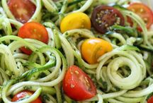 spiral veggies