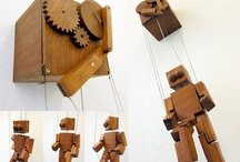 Characters, boxes and automata.