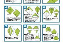 Origami / Origami is de eeuwenoude Japanse kunst van het papiervouwen. Zelf eens proberen? Hier vind je een selectie aan projecten om zelf te maken!