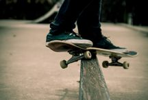 Skateboarding ❤️ / Skateboarding is simple life :)  Is incredible :) <3
