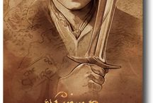 hobbit and lotr posters