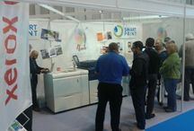 The Print Show / The first ever Print Show at Birmingham's NEC. Smart Print are there showing the Xerox Versant 80