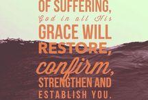 scripture / by Elizabeth Garcia