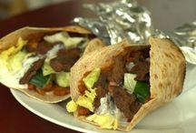 Vegan wraps/pizza/quiche