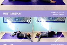 Trening / Lower back