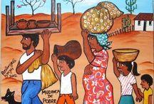 Quadros Africanos