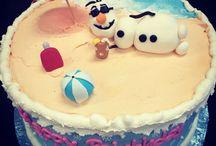 Cohen's birthday cake