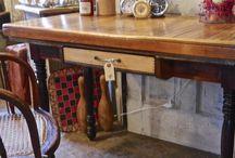 Repurposed Furniture and Accessories