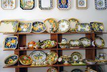 Showroom / Our showroom! Come to visit our factory in Deruta. La nostra sala campionaria! Venite a visitare la nostra azienda a Deruta.