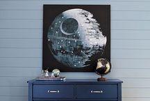 Ian's Star Wars Room