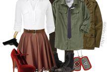 Fandom Inspired Fashion / by NatalieDreams andReadsalot