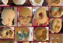 making dolls / by Jennifer Melbye