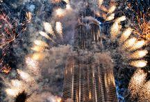 New Year in freakin Dubai