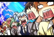 Assassination Classroom / An octopus blows up the moon and then teaches kids how to assassinate him