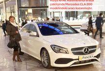 Panora AVM - Mercedes Çekilişi