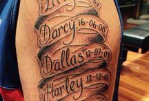 tatoo namn
