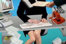 Делопроизводство / Как организовать эффективное делопроизводство и документооборот на предприятии.