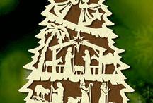 Christmas Silhouette Decoration